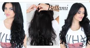 bellami hair extensions website how to clip in bellami hair extensions honest review youtube
