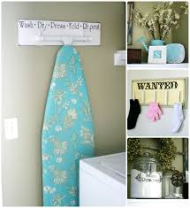Laundry Room Decor And Accessories Our Home Tour Laundry Room