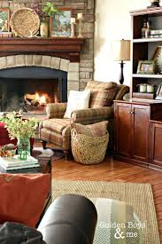 Decorating Living Room With Stone Fireplace Best 25 Corner Stone Fireplace Ideas On Pinterest Stone