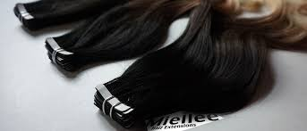 in extensions in hair extensions thick from top to bottom miellee hair