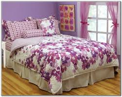 bedrooms rustic bedroom theme with purple wall paint ideas for