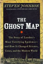 The Ghost Map Books Eamonn Lynskey U0027s Poetry And Reading Blog