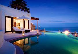 Pool At Night Beautifully Lit Pool At Night Hd Desktop Wallpaper Widescreen