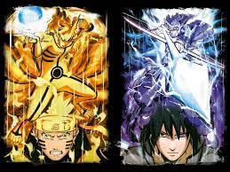 vs sasuke six paths vs sasuke eye of rinne by mickrw on deviantart
