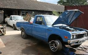 slammed datsun truck 1978 datsun 620 pickup retro rides