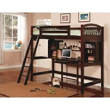 Twin Size Loft Bed With Desk by Mutable Size Loft Bed Plus Merlot Twin Size Kids Loft Bed For Desk