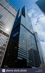 Sears Tower Willis Tower Formerly Sears Tower In Chicago Illinois The
