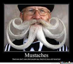 Meme Moustache - epic mustache by saxplayer225 meme center