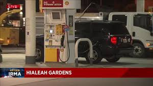 gas stations in south florida with generators after irma