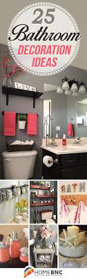 ideas for decorating a bathroom best 25 decorating bathrooms ideas on restroom ideas