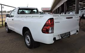 toyota hilux raider 2 0vvt i long wheel base single cab i u0026s motors