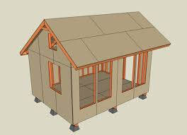 dennis ringler 12x16 grid house simple solar homesteading tiny house plans 12x16 homeca