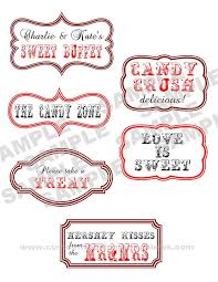 Candy Labels For Candy Buffet by 5651 Best Weddings Forever U0026 Ever Images On Pinterest Marriage