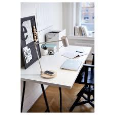 Ikea Working Table Riggad Led Work Lamp W Wireless Charging Ikea