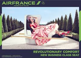 Air France Comfort Seats Air France Print Advert By Betc Business Ads Of The World