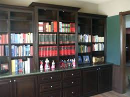 Unusual Bookcases Bookcase My Diy Office Built Ins We Used 4 Ikea Hemnes Bookcases