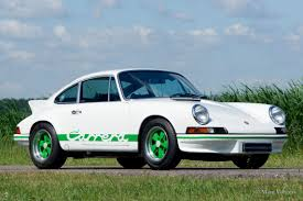 porsche 911 2 7 carrera rs 1973 welcome to classicargarage