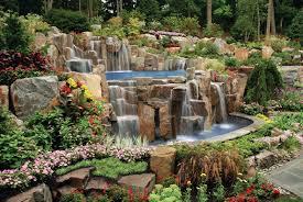 Waterfall Landscaping Ideas Beautiful Landscaping Ideas Tinderboozt Com