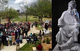 Oklahoma can americans travel to iran images Omar khayyam statue unveiled at oklahoma university real iran jpg