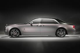roll royce ghost all black rolls royce ghost elegance is coated in diamond paint hypebeast