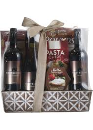 local gift baskets and local wine 3 bottle gift basket total wine more