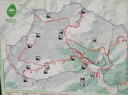 Andorra Map Itchy Feet Adventures Andorra U2013 Comapedrosa Hiking Trail