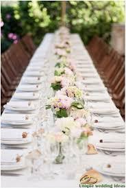elegant wedding table decorations for weddings wedding reception