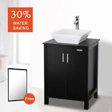 Modern Bathroom Vanity EBay - 21 inch wide bathroom vanity