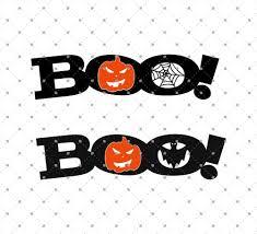free halloween svg files boo halloween cookies bibbidi bobbidi boo halloween art with