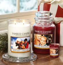 personalized candle yankee candle launches online tool to create personalized photo