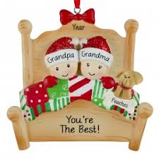grandparents ornaments gifts
