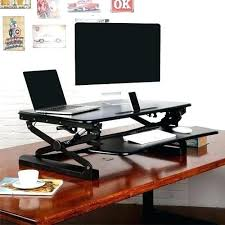 realspace magellan height adjustable desk realspace magellan pneumatic stand up height adjustable desk best
