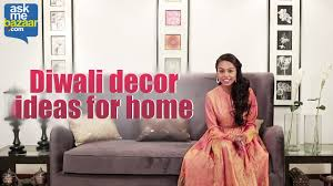 Home Decoration Ideas For Diwali