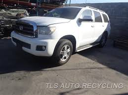 used toyota sequoia parts parting out 2008 toyota sequoia stock 6317or tls auto recycling