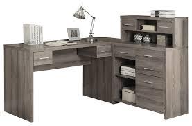 Ikea Hemnes Desk Grey Brown Desk Amazing Hemnes Black Brown Ikea Within Gray Computer Ordinary