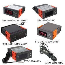 stc 1000 temperature controllers ebay