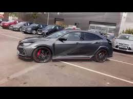 brand new honda civic type r gt 2017 18 youtube