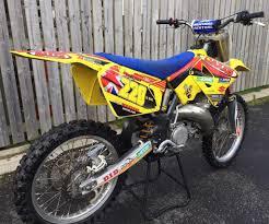 125cc motocross bikes suzuki rm 125 2007 motocross bike not 250 450 yz kx crf ktm crf