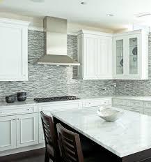 Dreamy Kitchen Backsplashes  Photos Breezy Mint Cabinets Peach - Contemporary backsplash