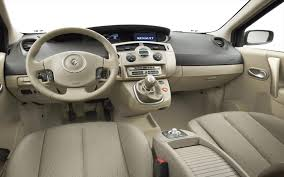 renault scenic 2002 interior renault scénic technical details history photos on better parts ltd