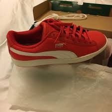 Men S Valentine S Day by Pink Puma Shoes Puma Limited Edition Valentines Day Sneakers Red
