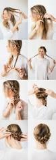 best 25 easy braided updo ideas on pinterest easy updo