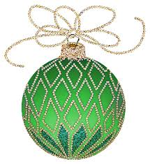 green and gold ornament clipart gallery yopriceville
