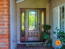 8 Foot Exterior Doors 8 Foot Front Door Wood Entry Doors 36 80 Therma Tru