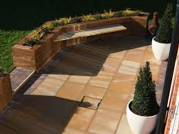 Rear Garden Ideas Rear Garden Contemporary Patio Evoke Landscape Design