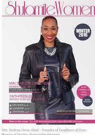 Women Magazine Daughters Of Zion Women Of Destiny Florida News