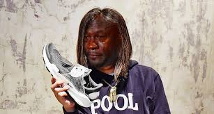 Michael Jordan Meme - 20 times michael jordan cried over sneakers this year sole collector
