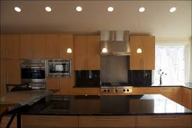 Kitchen Can Lights by Kitchen Long Kitchen Lights Recessed Lighting Design Basement