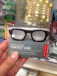 for your contact lenses what does your contact lens case look