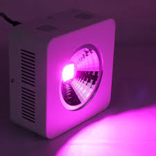 led grow light usa 2pcs lot usa stock reflector cob full spectrum 200w led grow light